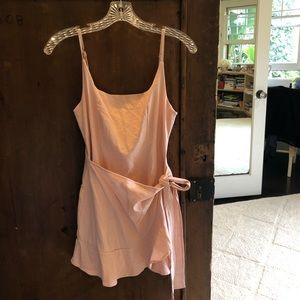 Little pink summer dress